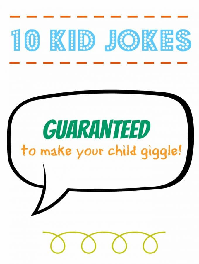 10 Kid Jokes Guaranteed to Make Your Child Giggle!