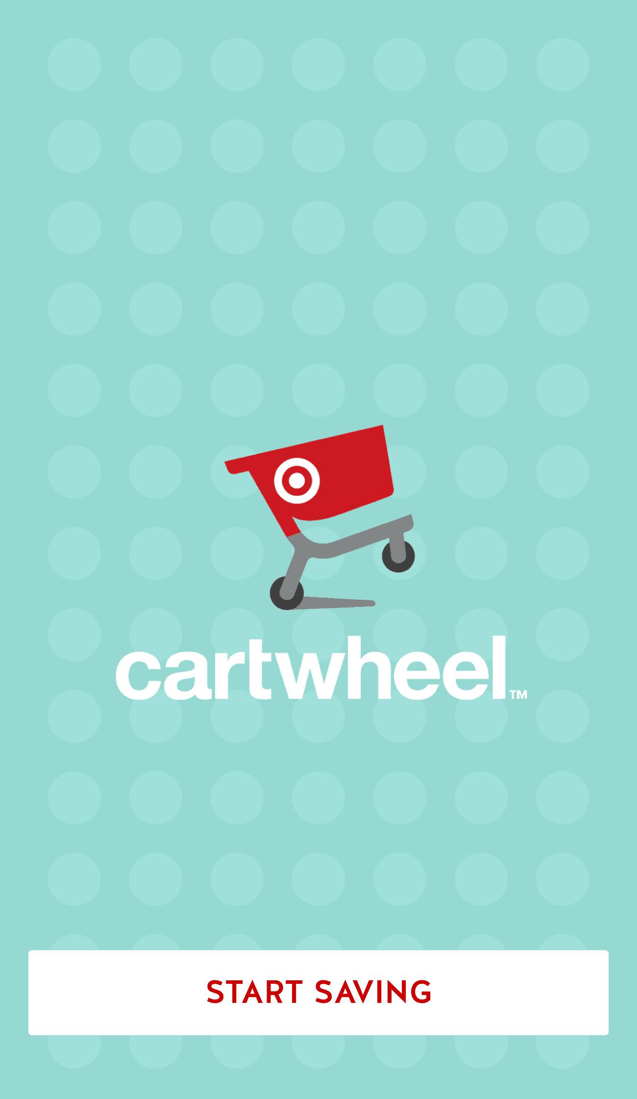 Cartwheel Mobile App - Start saving!