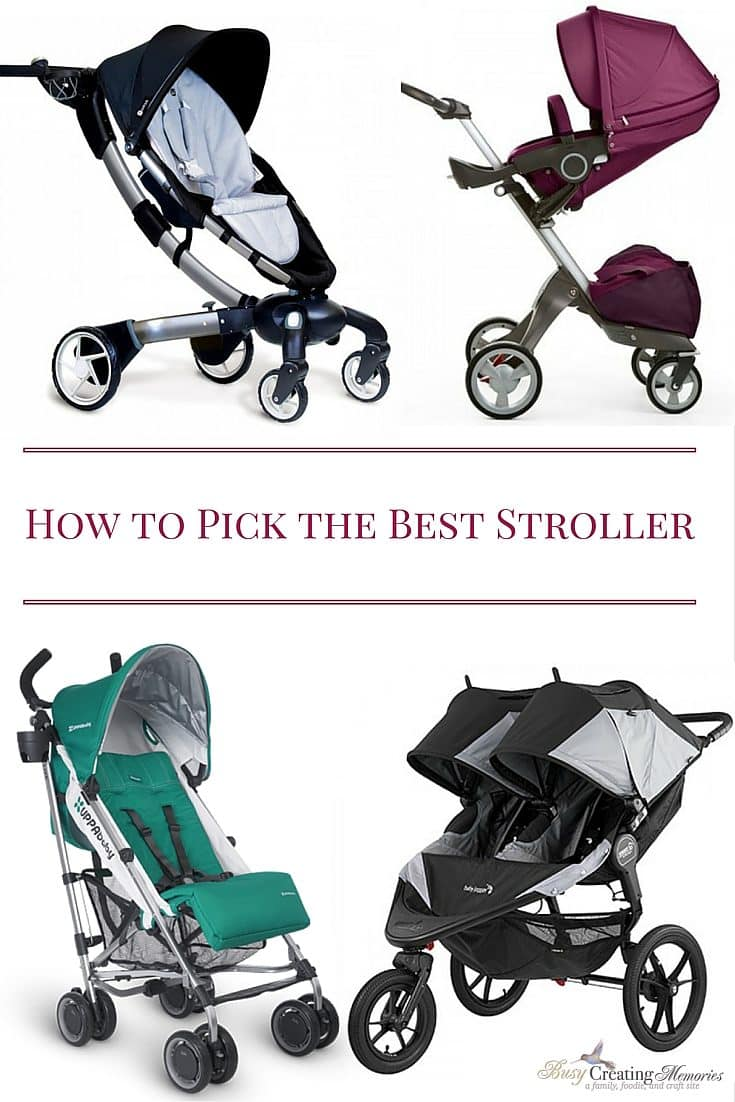 How to pick the best stroller from questions to consider and new features you  may not have thought about! Don't let the sales