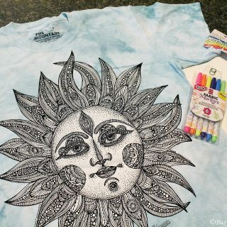 ColorWear Sun design