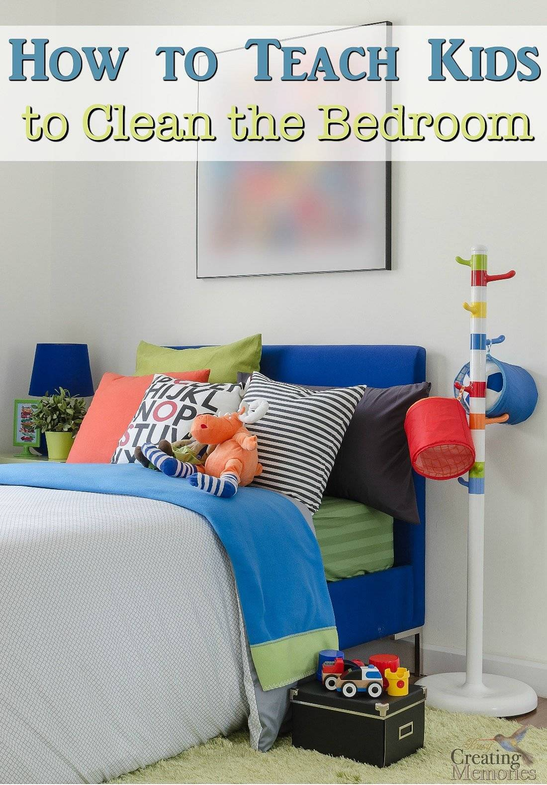 teach kids to have a clean room bedroom cleaning printable. Black Bedroom Furniture Sets. Home Design Ideas