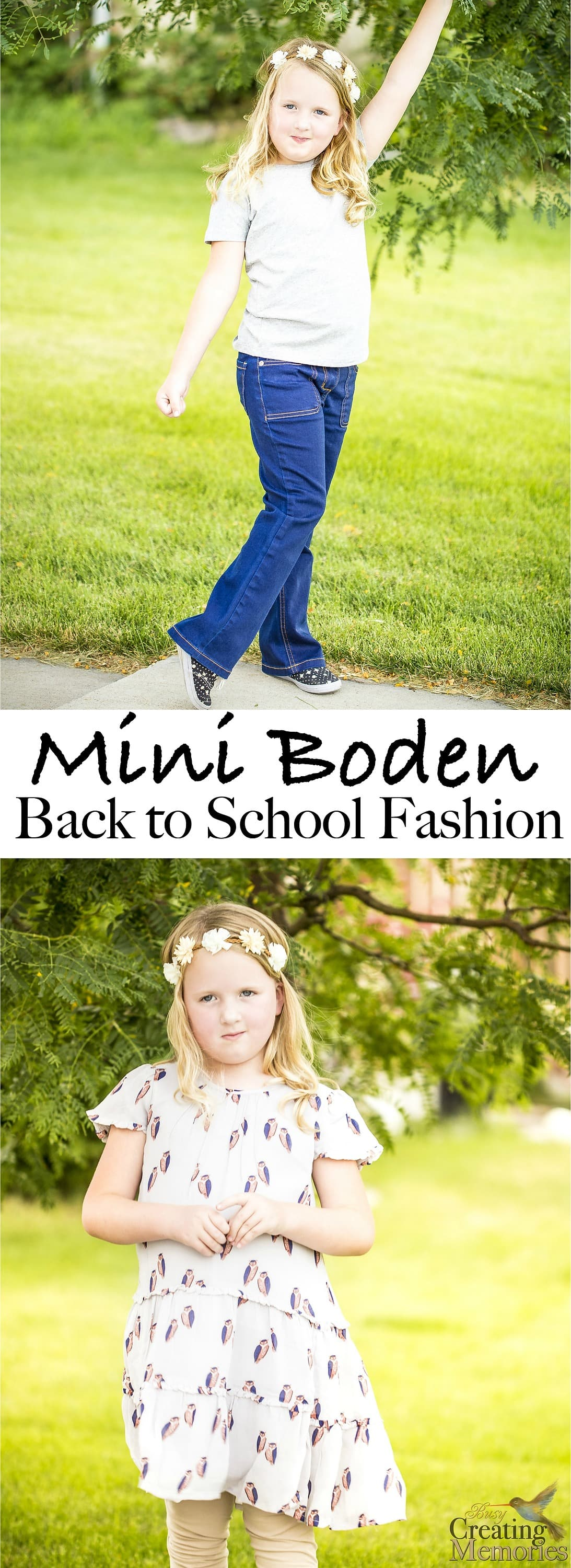 Discover unique and witty Kids Fashion clothing just in time for Back to School at Mini Boden. A Brittish fashion line dedicated to quality clothing. Including dresses, jeans, casual shirts, and more.