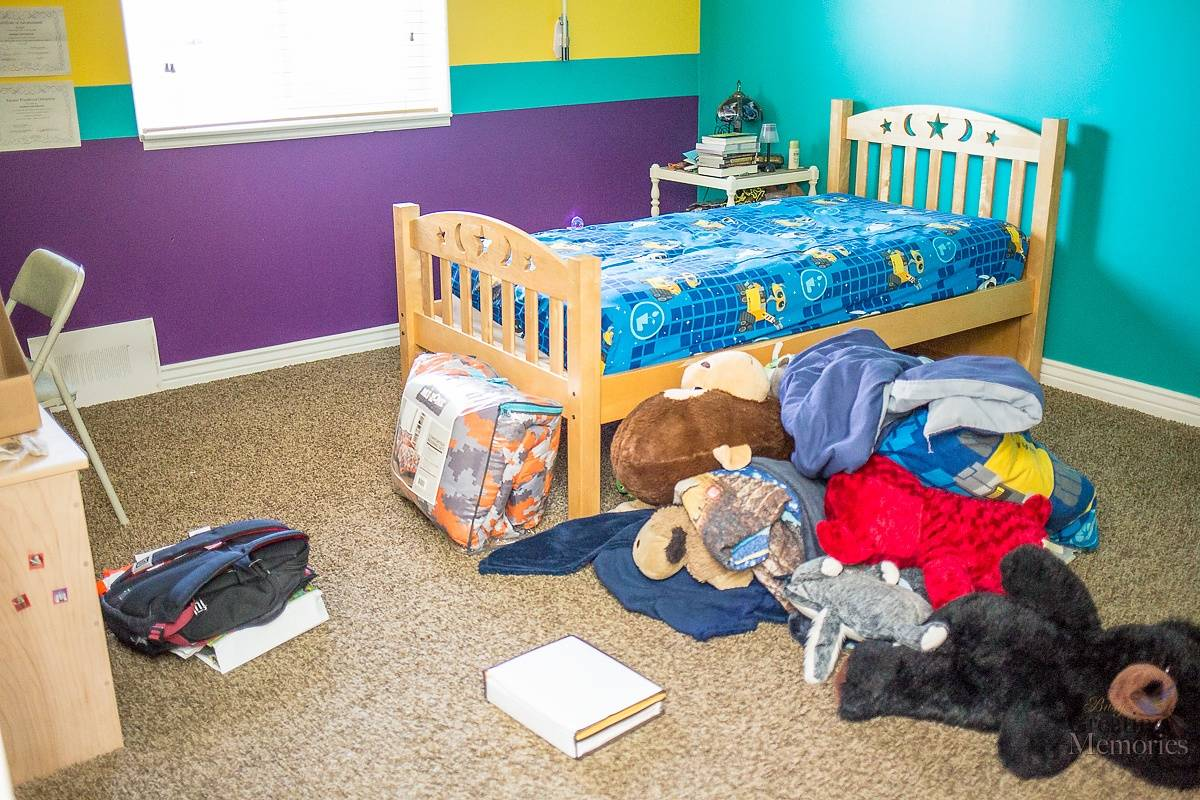 Teach Kids To Have A Clean Room + Bedroom Cleaning Printable