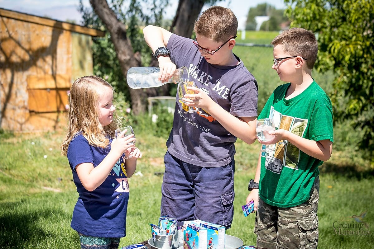 Outdoor Games for Kids + DIY Yardzee