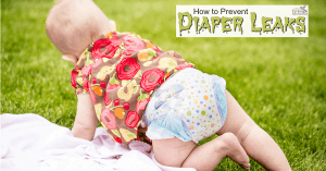 How to Prevent Diaper Leaks