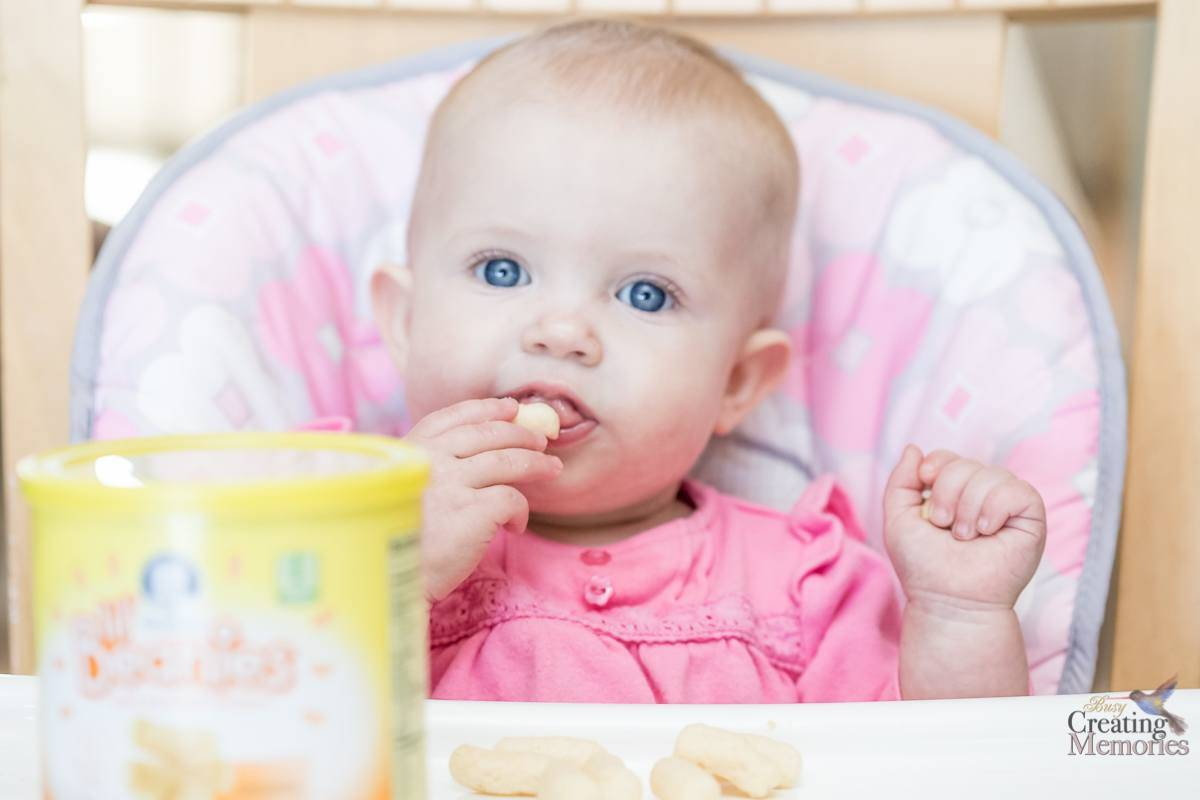 Tips for Introducing Table Foods to Baby.