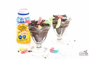 Worms in Dirt Pudding Recipe w/ a Nutritious Twist