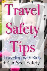 Travel Safety Tips for Traveling with kids