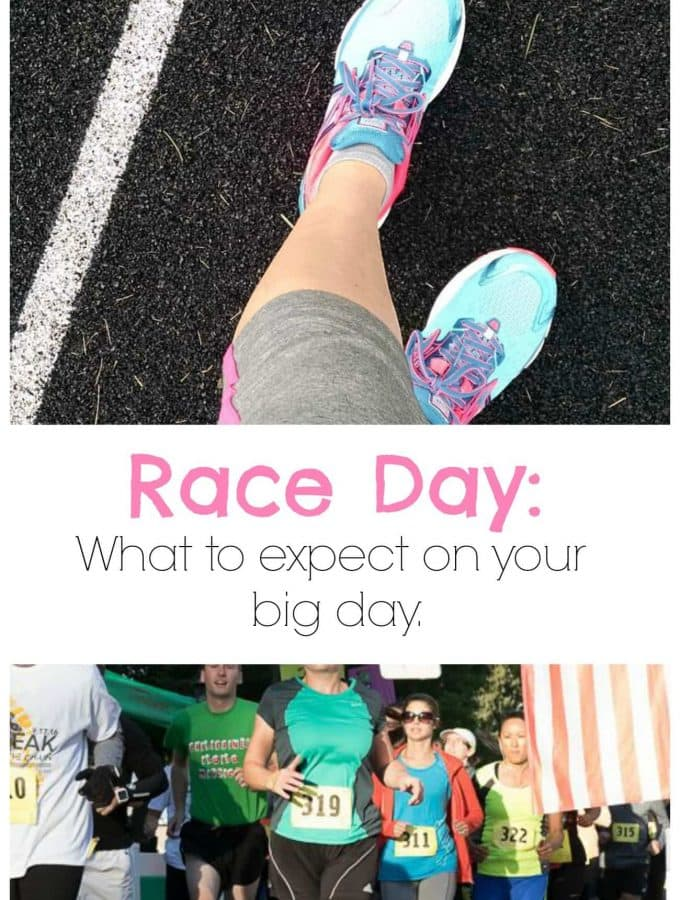 Race Day: What to expect the day of your race