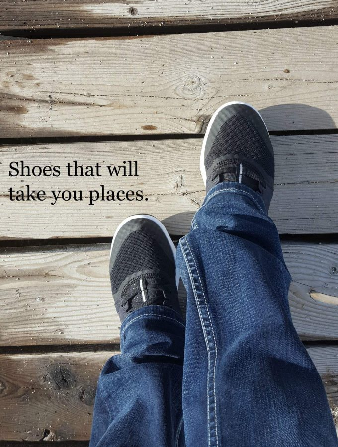 Walking Shoes that Fit Your Life