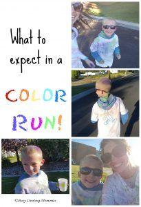What to Expect at a Color Run