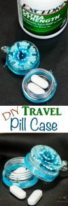 DIY Travel Pill Case to Always Be Prepared for a Migraine