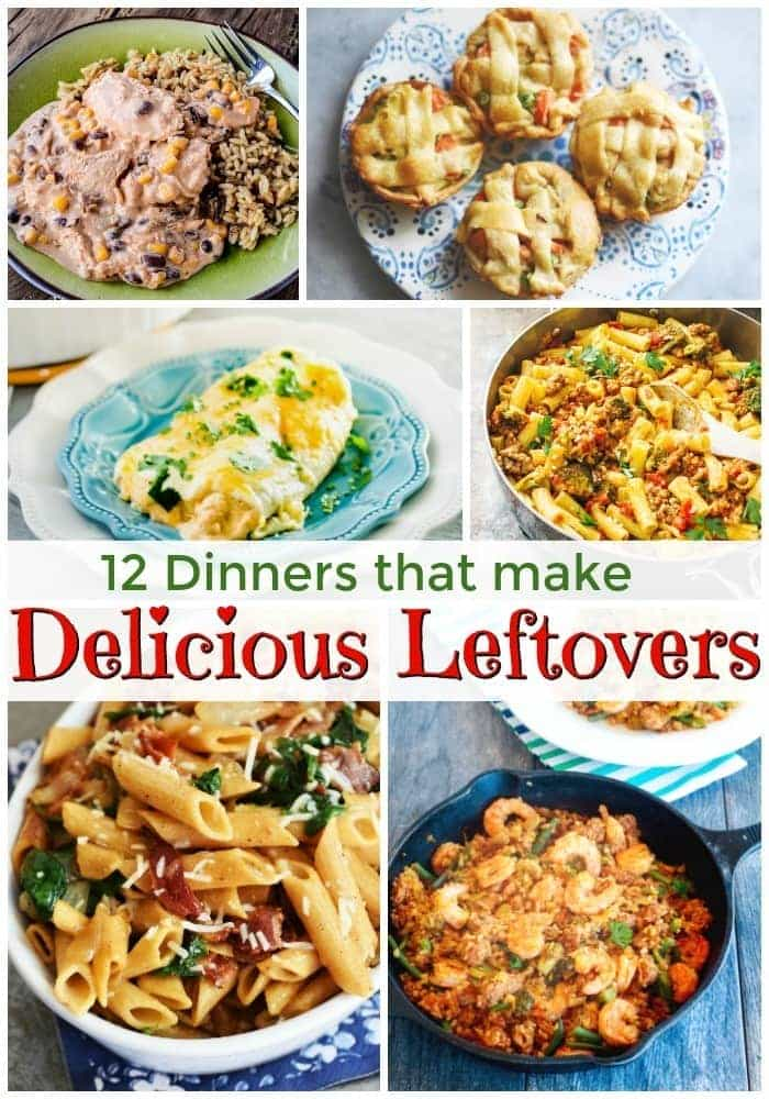 Delicious Leftovers and How to Pack them Easily