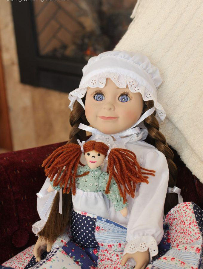 Little House on the Prairie Laura Ingalls doll – Plus Giveaway!