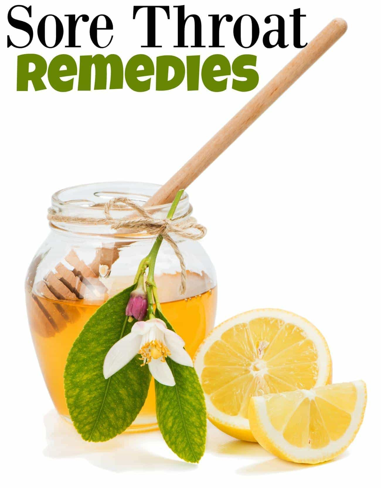 Home Remedies For Sore Throat After Throwing Up