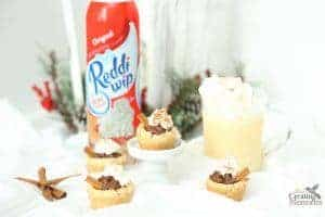 Eggnog Cookie Cups The Perfect Holiday Cookie