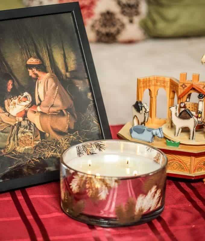 Make your Home Smell like Christmas Trees!