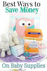 How to Save Money on Baby Supplies