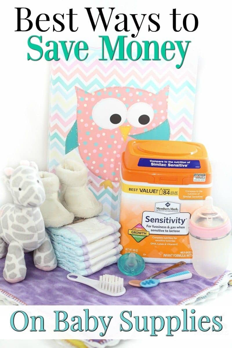 Gear Up for Less. Everything you need to know to save money on baby supplies! From where to buy formula, how much to buy and what you can skip altogether!