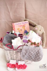 How to create the BEST Newborn Gift Basket