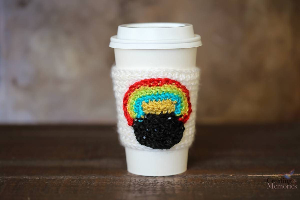 Starbucks Cup Cozy Crochet Pattern Custom Inspiration Ideas