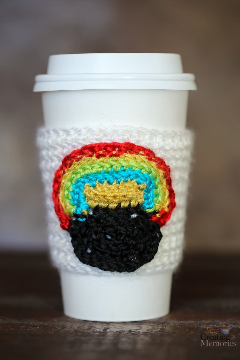 Starbucks Cup Cozy Crochet Pattern