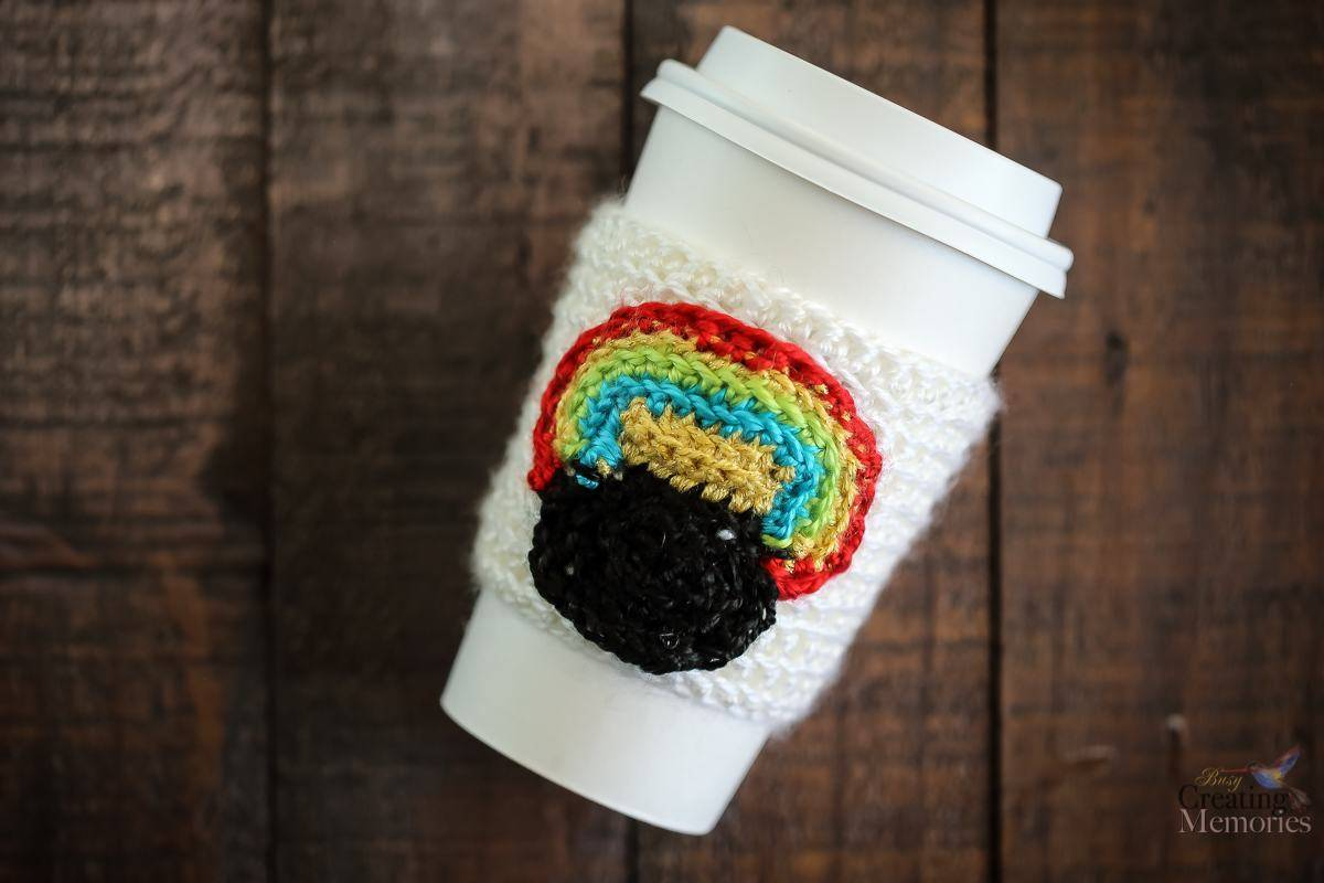 Starbucks Cup Cozy Crochet Pattern Best Design Ideas