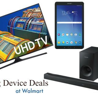 Amazing Samsung Device Deals at Walmart this Tax Season!