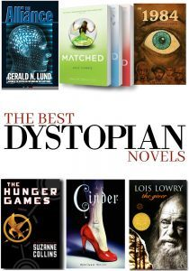 The Best Dystopian Novels of all time!
