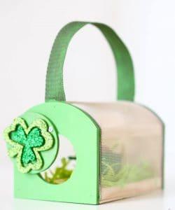 Simple Leprechaun Trap for kids