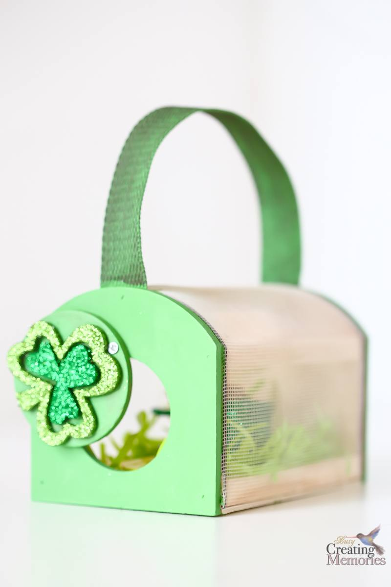 Simple DIY Leprechaun trap project for kids in under an hour!
