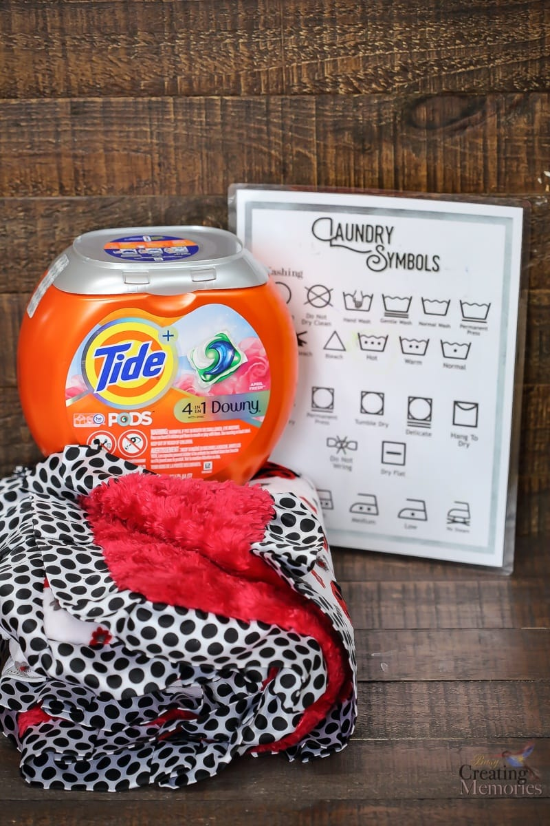 How to keep a Soft Baby Blanket Soft and looking great for years to come.