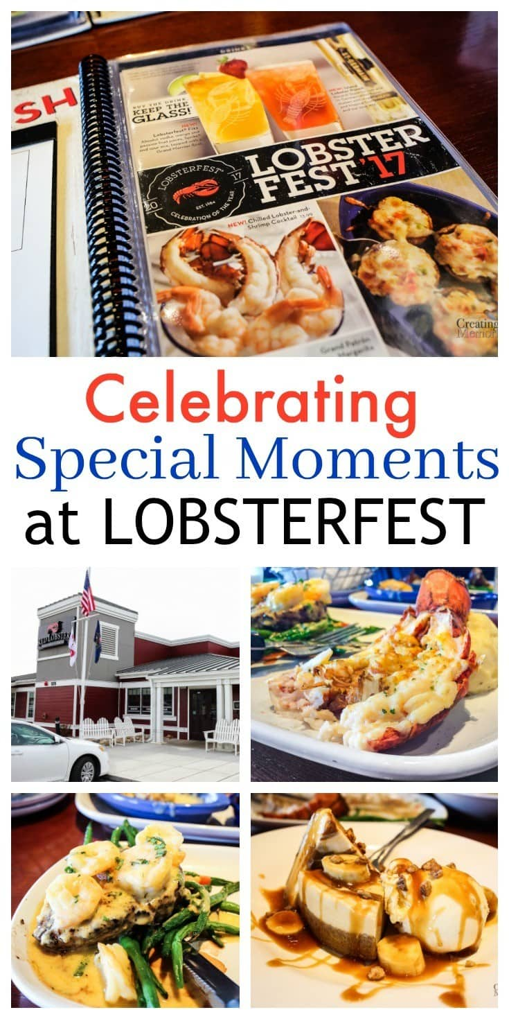 Truly special moments can be defined as being Lobsterworthy, the moments that are worth indulging in luxury. Discover how to make your Lobsterworthy moments really memorable and experience Lobsterfest '17, the greatest event centered around lobster at your local Red Lobster Restaurant for a limited time.
