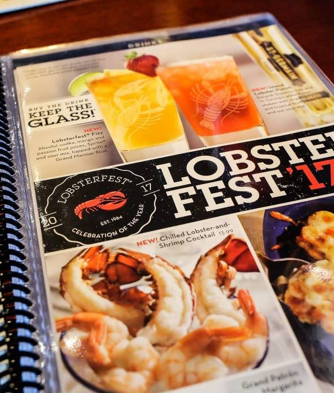 Celebrating The Special Moments at Lobsterfest