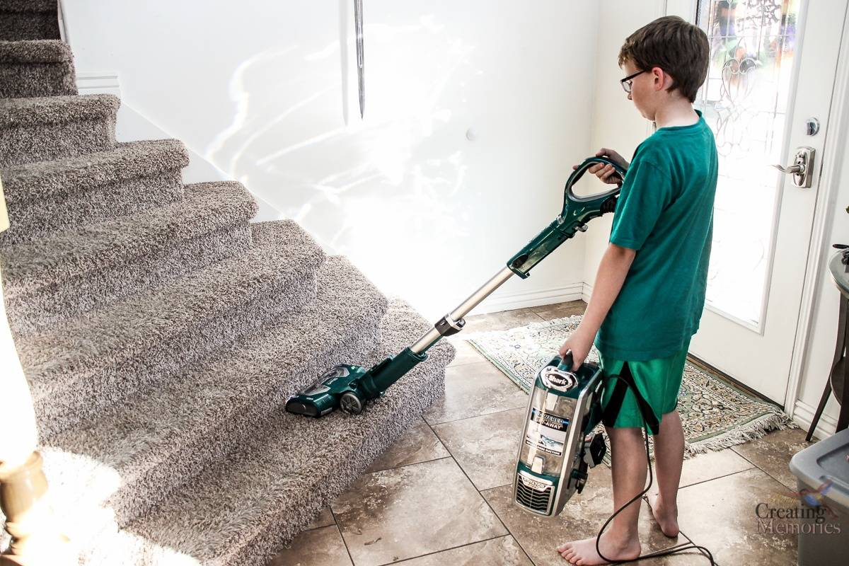 How To Teach Kids How To Vacuum Carpet Part 3 Of How To
