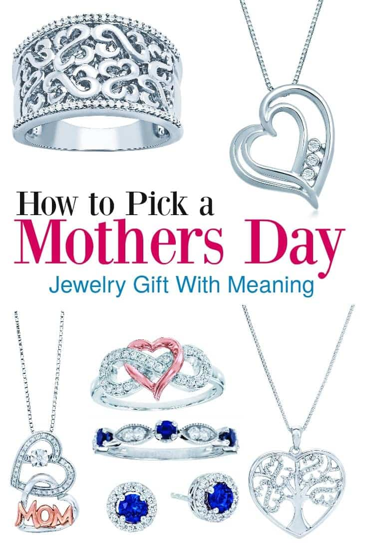 Pick The Best Mothers Day jewelry Gift with Meaning with ...
