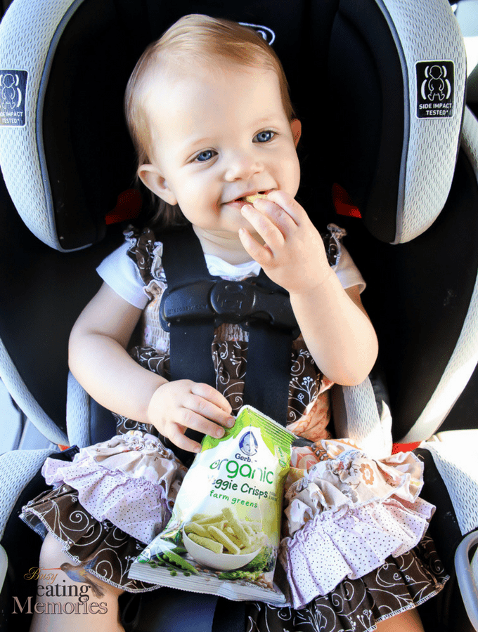 On the Go Snack Tips for Toddlers