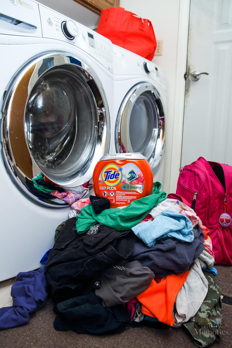 Top 3 Reasons why Tide Pods are the Top Travel Laundry Detergent