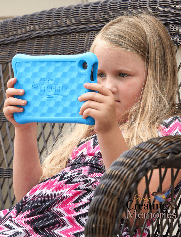 7 Reasons Why the Amazon Fire Kids Edition is the Best Tablet for Kids