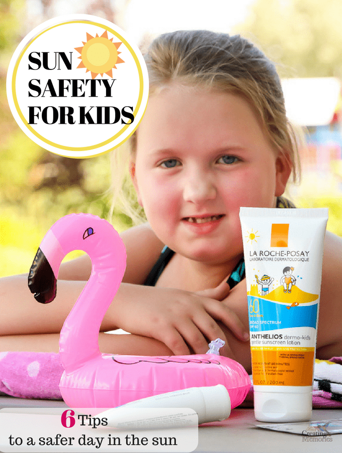 A Day in the Sun and Sun Safety for Kids