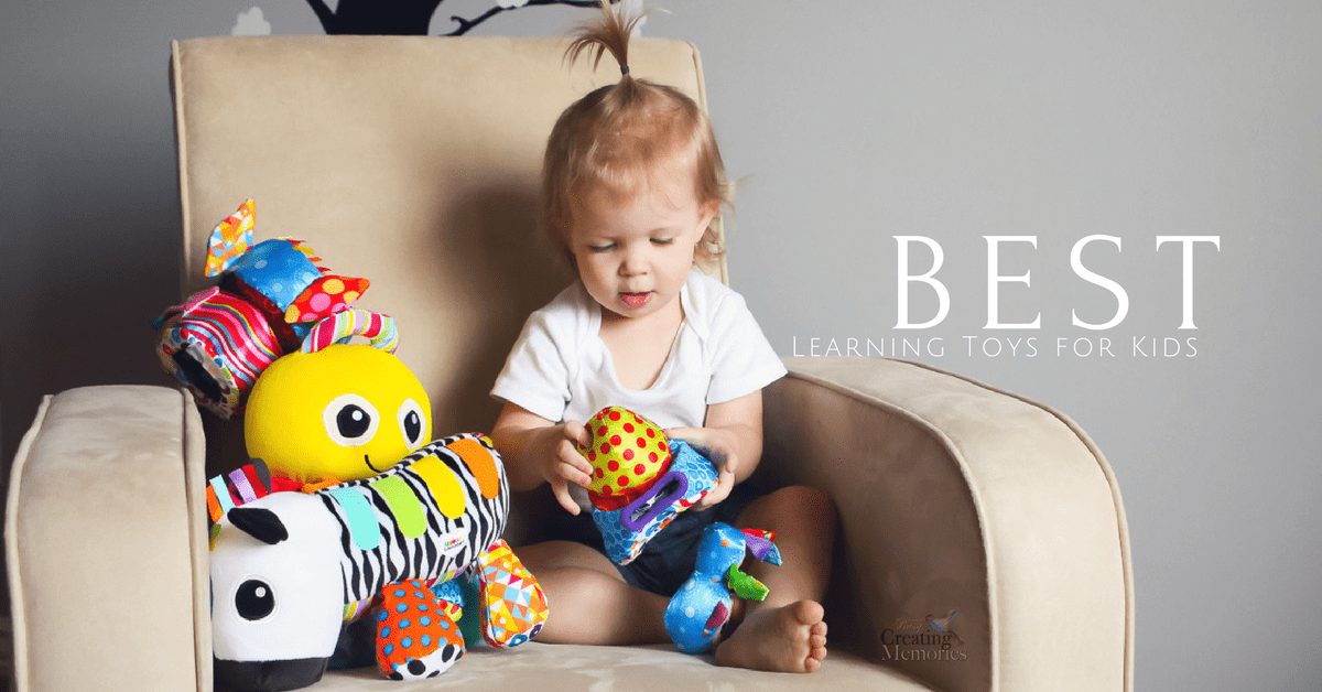 The Best Learning Toys for Kids for Healthy Child Development