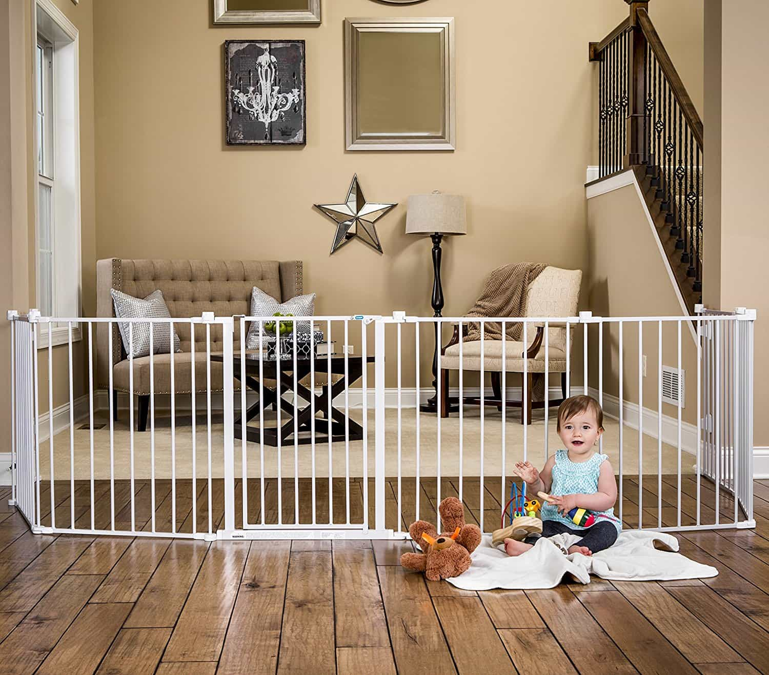 How to Baby Proof Your Home in 5 easy steps When Baby Starts Walking