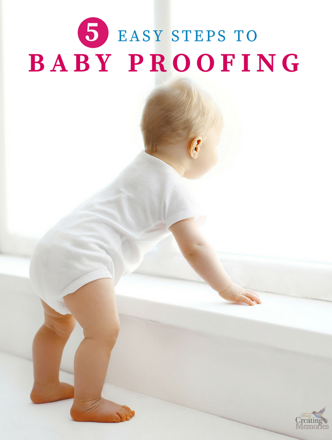 5 Steps to Baby Proof Your Home