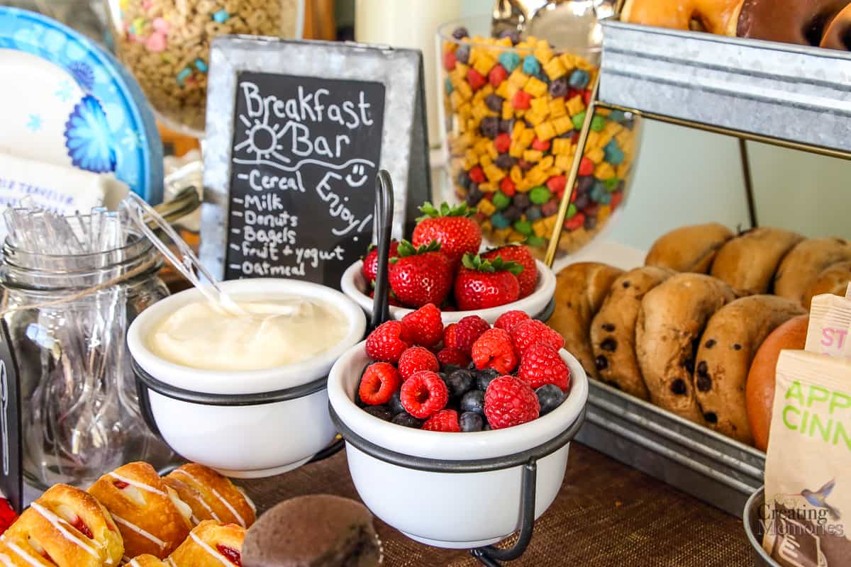 DIY Breakfast Bar Ideas: Create an Easy Breakfast Bar Party for Company