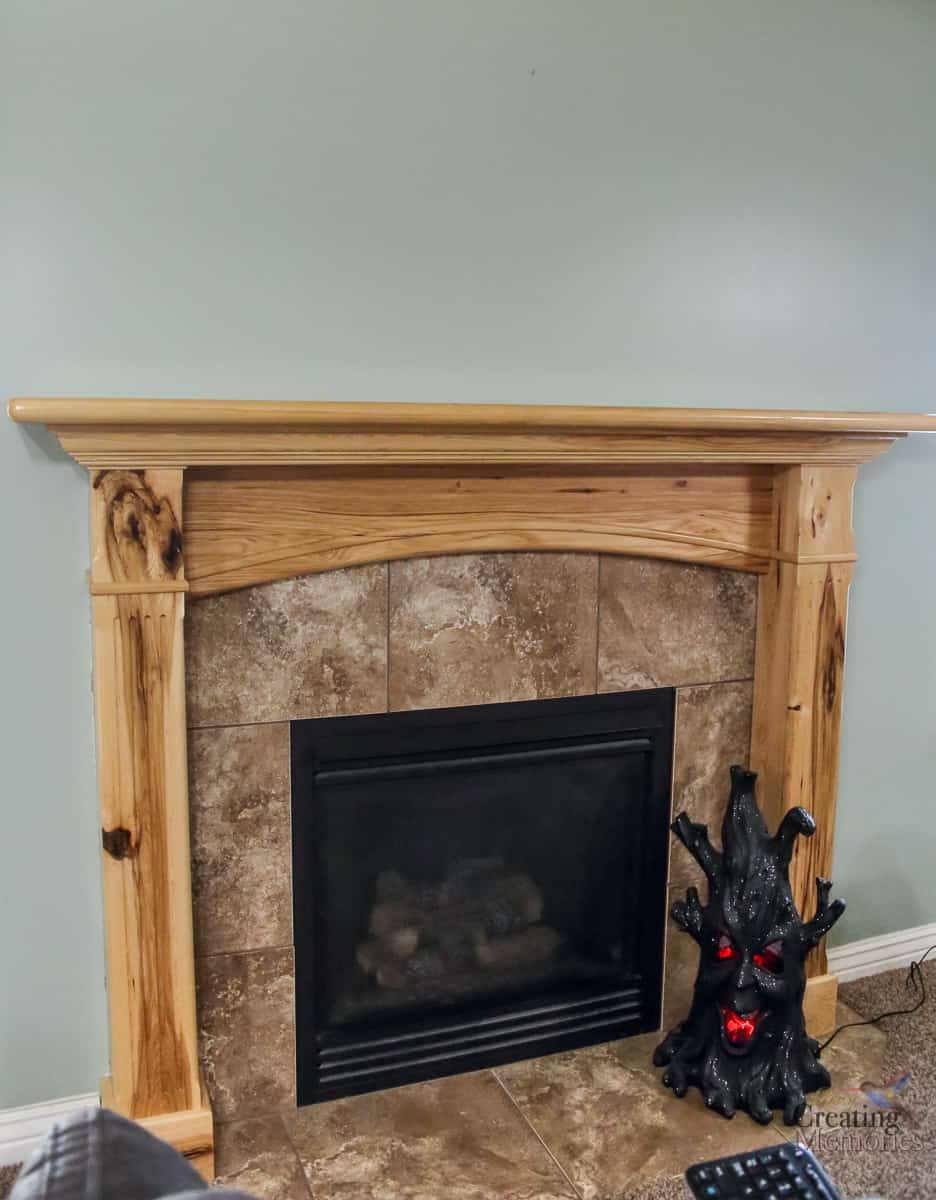 halloween fireplace mantel ideas decor for mantels of all colors