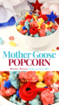 Mother Goose Popcorn of Wonder Party Mix: SuperHero Inspired Popcorn