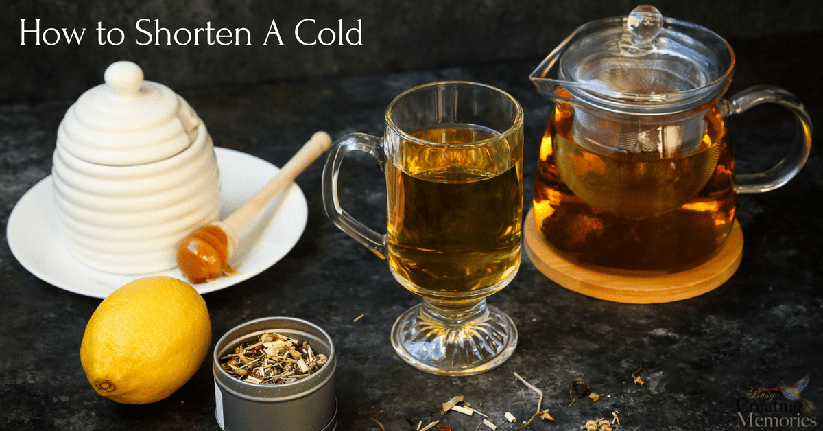 How to Shorten a Cold in 5 easy steps, so you can get better faster