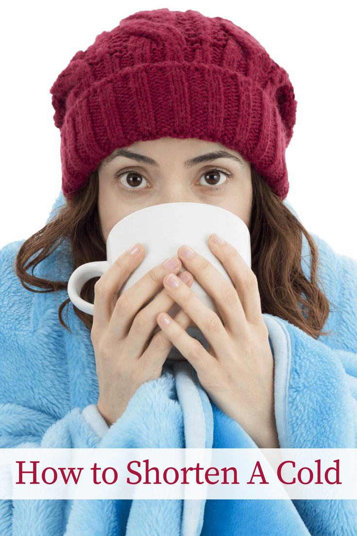 You don't have time to be sick! Discover how to shorten a cold in 5 easy homeopathic tips. Natural Remedies to boost your immune system, so you can get back to feeling better Faster!