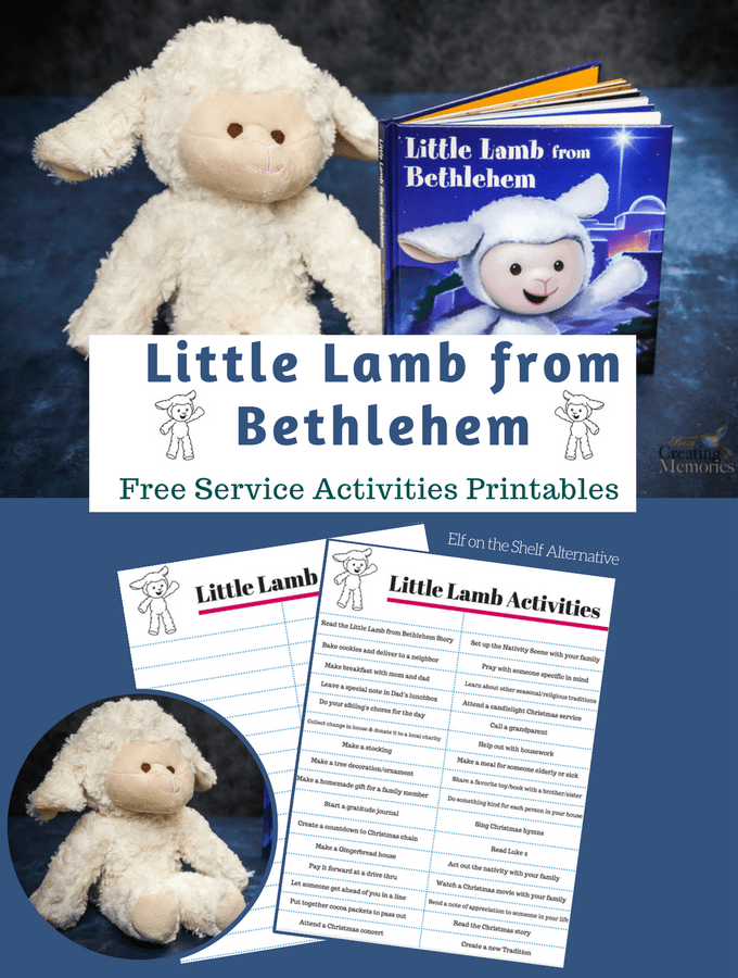 How to have a Christ Centered Christmas w/ Little Lamb of Bethlehem