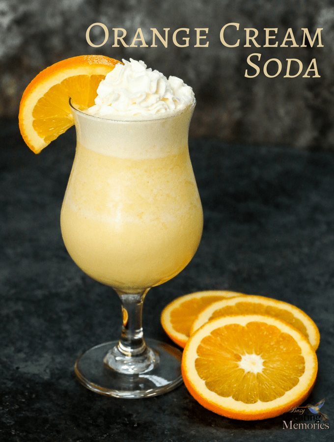 Simply GOOD Orange Cream Soda Mocktail Recipe